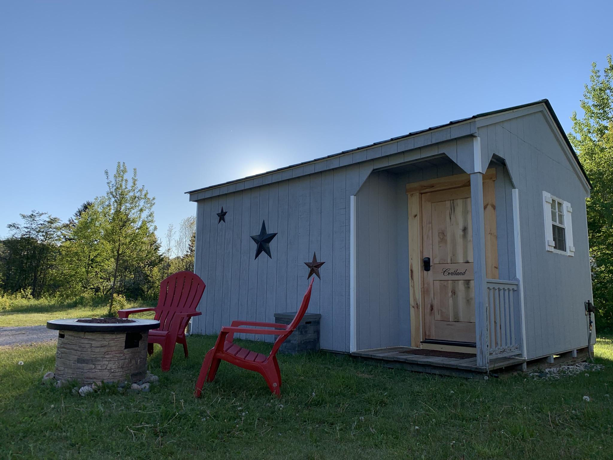 Cortland Sleeping Cabin